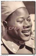 CPA Troupes Coloniales Tirailleurs Senegalais Miltiaria - Uniformi