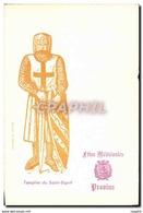 CPM Templier Du Saint Esprit Provins Fetes Medievales - Provins