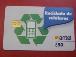 Uruguay TC550a Reciclado De Celulares - Uruguay