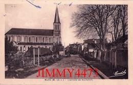 CPA - MURS - L'Arrivée De Rochefort ( Canton Les Ponts De Cé ) 49 Maine Et Loire - Edit. M. Chrétien Et Fils  Angers - Andere Gemeenten