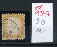 Italien Nr.  9 ZF.    O     (ed9347  ) Siehe Scan - 1861-78 Victor Emmanuel II.
