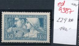 Frankreich Nr. 229 ** (ed9387  ) Siehe Scan - Unused Stamps