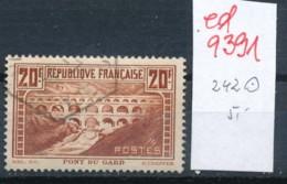 Frankreich Nr. 242  O (ed9391  ) Siehe Scan - Francia