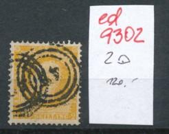 Norge  Nr. 2   (ed9302  ) Siehe Scan - Gebraucht