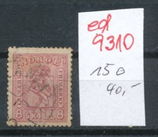 Norge  Nr. 15   (ed9310  ) Siehe Scan - Gebraucht