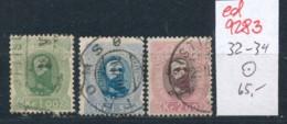 Norge  Nr. 32-34   (ed9283  ) Siehe Scan - Gebraucht