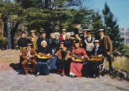 Le Puy - Groupe Floklorique 'Le Velay' - Folklore- Costumes Traditionnels - Vielle - Accordéon - Cornemuse - Le Puy En Velay