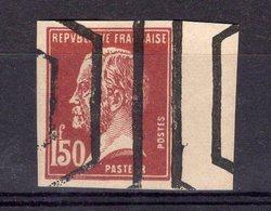1F50 Pasteur, Oblitération Annulation Des Rebuts, Très Beau - Proofs