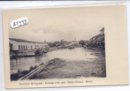 CUIABA- CUYABA- PASSAGE D UN GUE- MATTO GROSSO - Cuiabá