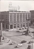 Warszawa - Plac Konstytucji - Varsovie - Place De La Constitution - Voitures - Enseigne KLM - Poland