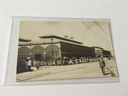 CF - 6 - HAITI - Old Market In Port Au Prince - Postkaarten