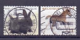 Belgie - 2010 - OBP - 4005 + 4008 - Belgium