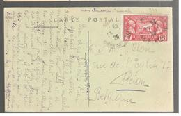 25754 - LEGION AMERICAINE - Poststempel (Briefe)