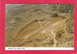Modern Post Card Of The Snake Path,Masada,Israel,,L68. - Israel