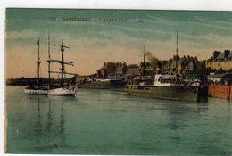St Saint Malo L'avant Port - Saint Malo