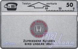 """TWK Österreich Privat: """"Honda 1"""" (206L) Gebr. - Autriche"""