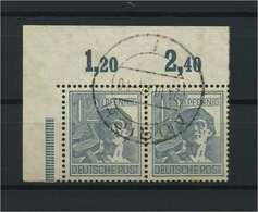 KONTROLLRAT 1947 Nr 947 Gestempelt (116973) - Gemeinschaftsausgaben