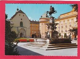 Modern Post Card Of Hofkirche Und Hofburg,Innsbruck,Tirol,Austria,L68. - Innsbruck