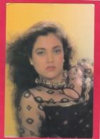 Modern Post Card Of Mandakani,(Yasmeen Joseph)Bollywood Actress.,L68. - Famous Ladies