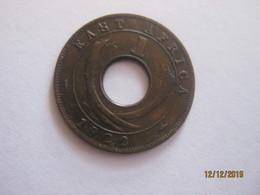 East Africa: 1 Cent 1922 - Colonie Britannique