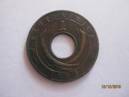 East Africa: 1 Cent 1923 - Colonie Britannique