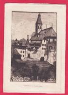Modern Post Card Of Thun,Bern.Berne,Switzerland,L68. - BE Berne
