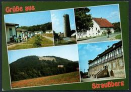 D0437 - Straußberg - Bild Und Heimat Reichenbach Qualitätskarte - Deutschland