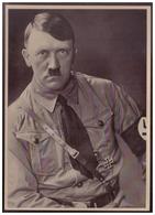 """DT- Reich (008210) Propaganda Sammelbild Deutschland Erwacht"""""""" Bild 124, Der Führer - Briefe U. Dokumente"""