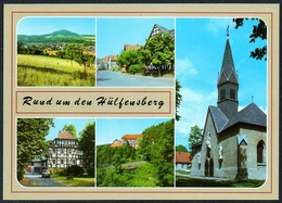 D0450 - TOP Hülfensberg - Bild Und Heimat Reichenbach Qualitätskarte - Deutschland