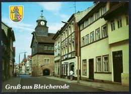 D0453 - Bleicherode - Bild Und Heimat Reichenbach Qualitätskarte - Bleicherode
