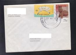 ARGENTINA, COVER / ARCHEOLOGY, REPUBLIC OF MACEDONIA ** - Argentinië