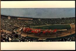 Postcard. USSR. Moscow Central  Stadium. Stade. 1960's. Estadio Lenin. - Estadios