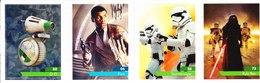Carte Leclerc 4 Star Wars 2019 N° 80 06 86 73  Maîtriser La Force - Star Wars