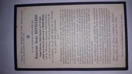DEVILLERS René 1896 LANDEN Gedood Door Vijand 1918 BIKSCHOTE Ww1 Gesneuveld Oorlog Champ Honneur Soldat Soldaat Tombé Pa - Godsdienst & Esoterisme