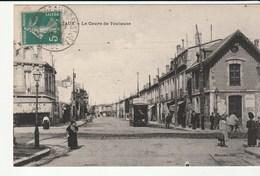 Bordeaux ( Gironde)  Cours De Toulouse , Tramway , Animée - Bordeaux