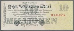 P96 Ro95 DEU-107 10 Million Mark 1923 NEUF - 10 Millionen Mark