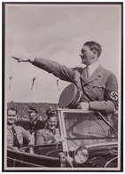 DT- Reich (008264) Propaganda Sammelbild Adolf Hitler Bild 171, Der Führer Bei Der Jugend Auf Dem Reichsparteitag 1935 - Deutschland