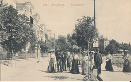 ABBAZIA-SUNDSTRAND - Croatie