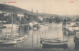 ABBAZIA-HAFEN - Croatie