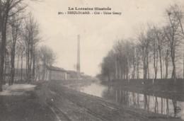 CPA - Dieulouard - Cité - Usine Goury - Dieulouard