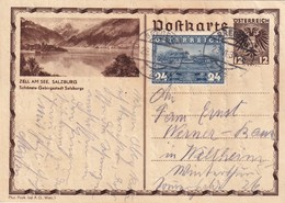 AUTRICHE 1937    ENTIER POSTAL/GANZSACHE/POSTAL STATIONERY CARTE ILLUSTREE DE BREGENZ - Ganzsachen