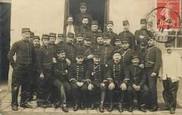 MILITAIRES (réservistes) - Carte Photo, 1er Régiment Du Génie Versailles. - Regiments