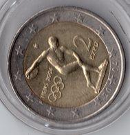 GRECIA 2€ 2004 DISCOBOLO  CALIDAD VF - Grecia