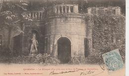 19 / 12 / 199. -  GERBEVILLER  ( 54 )  LE  KIOSQUE  ( VUE  PRISE  DANS  LE  PARC  DU  CHÂTEAU  - C P A - Gerbeviller