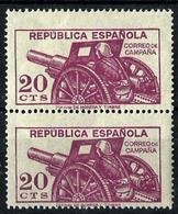 España NE-48 En Pareja, Nuevo. Cat.88€ - 1931-Today: 2nd Rep - ... Juan Carlos I