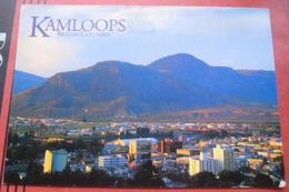 Kanada - Ansichtskarte Kamloops - Short Paid Unit V6B 1Z1 / Nachgebühr / Nachporto 8983 Bad Mitterndorf - 1952-.... Regno Di Elizabeth II