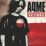 AQME - Sombres Efforts - CD - NEO METAL - Hard Rock & Metal