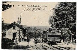 Yvelines SAINT NOM LA BRETECHE La Gare - St. Nom La Breteche