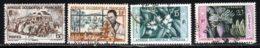 AOF 1947 Yvert 40 - 48 - 62 - 67 (o) B Oblitere(s) - A.O.F. (1934-1959)