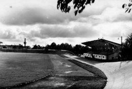 La Roche Sur Yon : Le Vélodrome, Vue Prise Vers L'usine Des Eleveurs Vendéens (cpsm) - La Roche Sur Yon